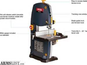 Table Top Bandsaw Armslist For Sale Trade Ryobi Table Top Band Saw With
