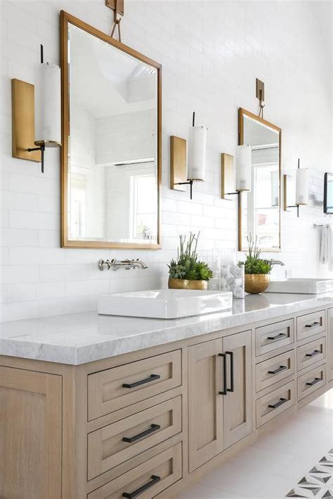 oil rubbed bronze faucets cottage bathroom