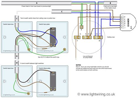smartthings light switch dimmer 2wire system smart light switch and dimmer uk