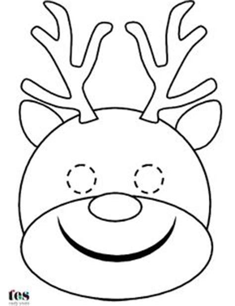 printable christmas masks 1000 images about christmas ideas for literacy on