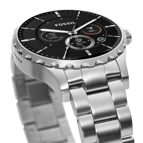 Fossil Qmarshall fossil fossil q smartwatch 180 s marshall touchscreen nur 211 65