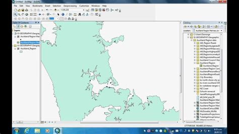 format excel latitude longitude how to make a shape file for arcmap gis using latitude