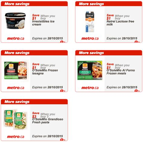printable grocery coupons october 2015 metro quebec printable store coupons october 22 to