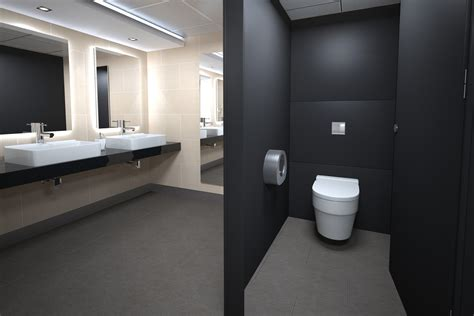 Commercial Bathroom Design Ideas - commercial bathroom design pmcshop