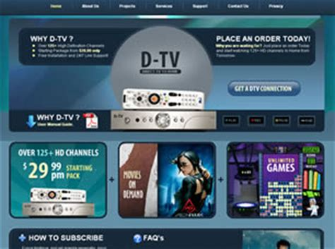 Free Tv Or Radio Website Templates 16 Free Css Ham Radio Website Templates Free