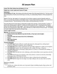 5e Lesson Plan Template For Science 5 e lesson plan template 5e lesson plan template school lesson plan templates