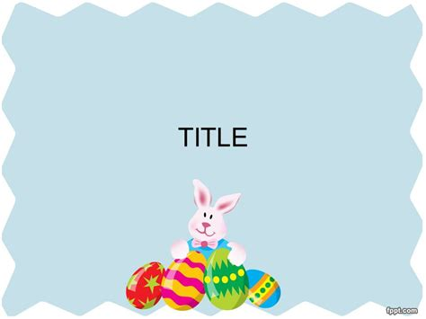 template powerpoint easter free download easter powerpoint templates everything
