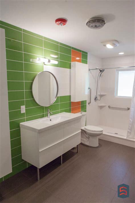 mid century modern master bathroom midcentury bathroom mid century modern remodel midcentury bathroom dallas by sardone construction