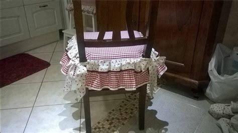 cucire cuscini sedie cucina come cucire i cuscini delle sedie in stile country chic