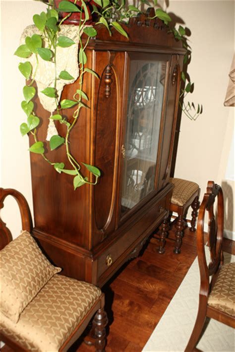 antique dining room set for sale antiques classifieds jacobean style dining room set for sale antiques com