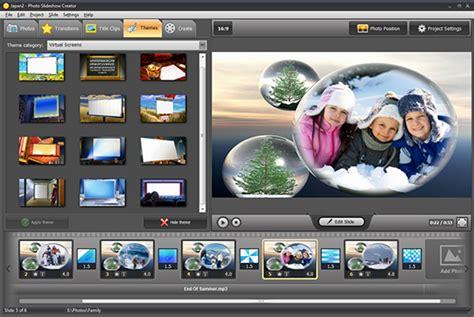 Photo Slideshow Maker Deluxe For Windows photo slideshow creator deluxe slideshow software 30 pc