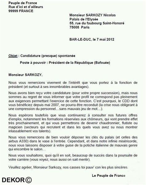 Conseils Pour Lettre De Candidature Lettre De Candidature Semaphores Info