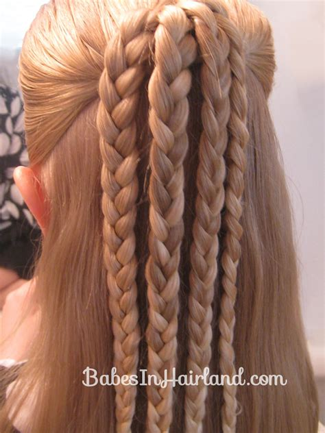 cool braided hairstyles step by step 2 braided hearts valentine s day hairstyle babes in