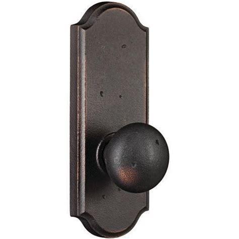 Door Backplates by Weslock Wexford Molten Bronze Door Knobs With Sutton Backplate