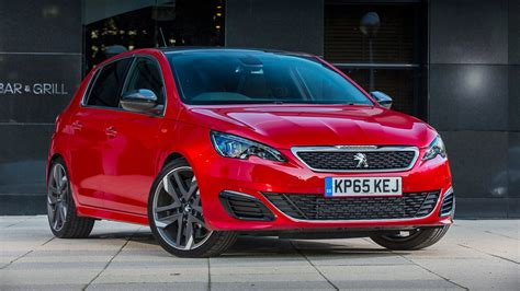 pug gti peugeot 308 gti 2016 review by car magazine