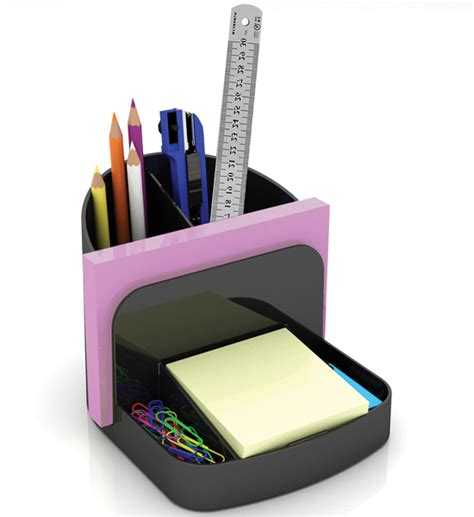 Desk Caddy Organizer Office Desk Caddy In Desktop Organizers