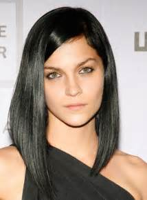 hair color black ly hairstyles black hair color