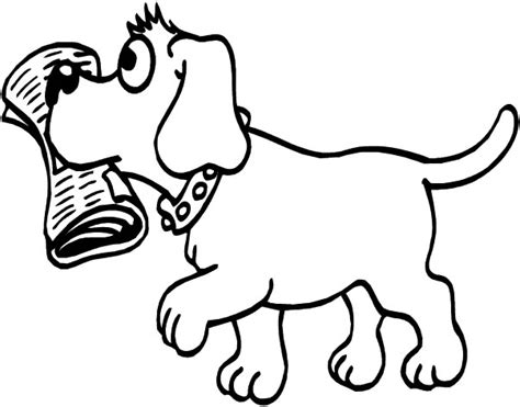 coloring pages funny dogs animal coloring funny and cute dog coloring pages