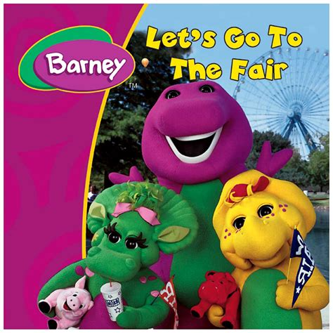 Barney Lets Go To The Doctor Story Book you poem artist babysitting memes