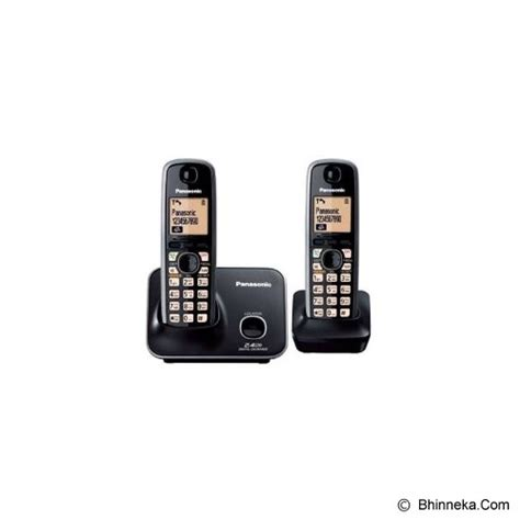 Murah Panasonic Cordless Phone Kx Tgc212 Jual Panasonic Cordless Phone Kx Tg3712 Black Murah