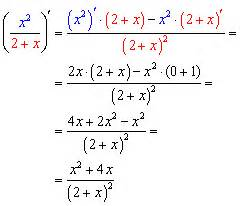 Product and quotient rule free math help