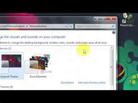 youtube themes gallery download official windows 7 themes for windows 7 from