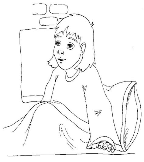 baby samuel coloring page samuel hears god samuel hears the call pinterest