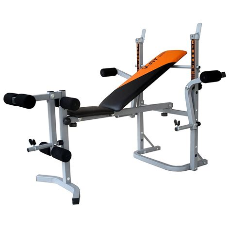 folding workout bench v fit stb 09 2 folding weight bench sweatband com