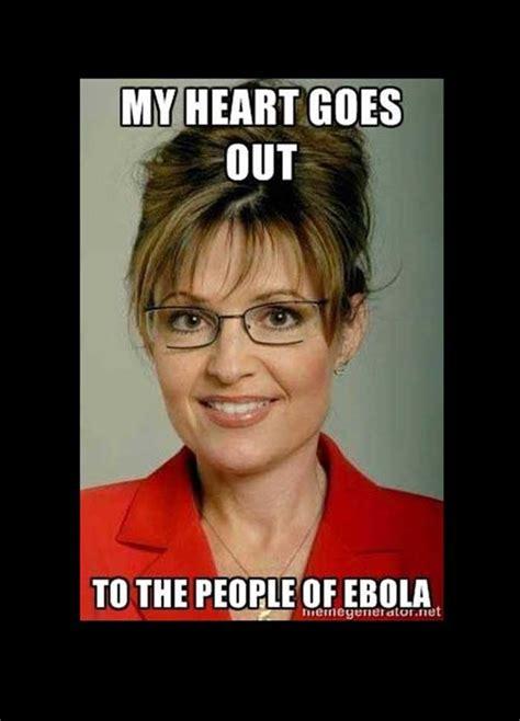 Sarah Palin Memes - fake news sarah palin calls on obama to invade ebola