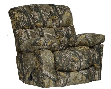 duck dynasty recliner duck dynasty chimney rock lay flat recliner in realtree