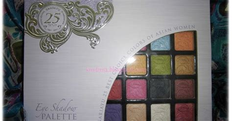 Eyeshadow Sariayu 25 Warna by Sariayu Tren Warna 2011 Moistpome Eyeshadow Palette 25