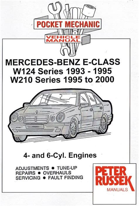 small engine maintenance and repair 1993 mercedes benz 190e interior lighting 1993 2000 mercedes benz e class w124 series 1993 1995 w210 series 1995 2000 4 6
