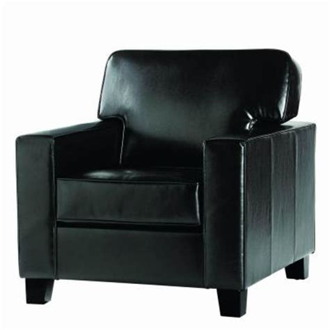 home decorators collection brexley leather club chair in