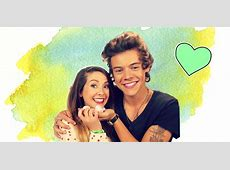 Zoella explains what happened when she met Harry Styles Zoella And Harry Styles Manip