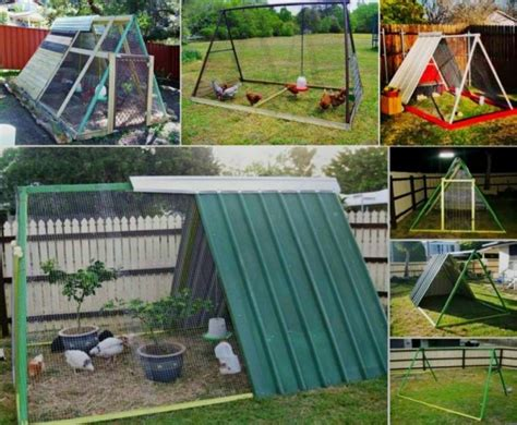 Simple A Frame House Plans Wonderful Diy Recycled Chicken Coops
