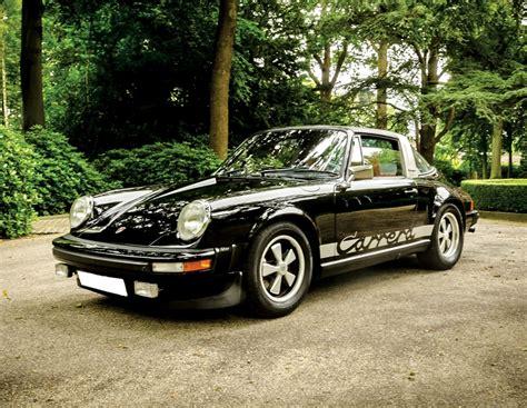 Porsche 911 Targa 1974 by 1974 Porsche 911 Carrera 2 7 Targa Sports Car Market