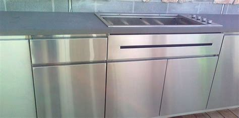 stainless steel cabinets for outdoor kitchens תמונה מאת http www stainlesssteelspecialist com au
