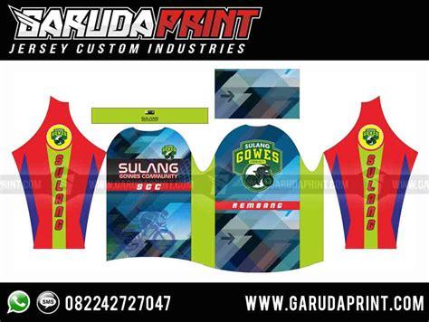 desain kemeja tim balap produsen kaos sepeda balap full printing bisa pesan online