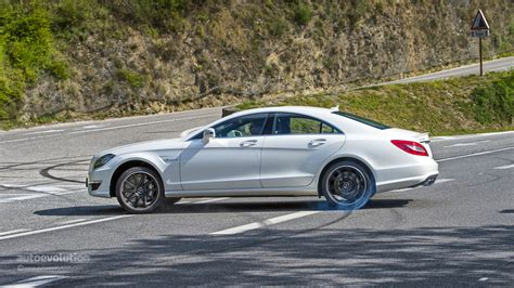 2014 Mercedes Cls 63 Amg by 2014 Mercedes Cls63 Amg 4matic Tested Autoevolution