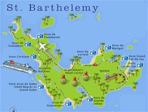 st barts map st barts map map3
