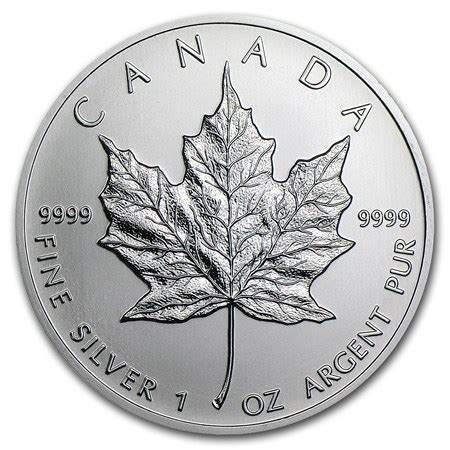 1 Oz Silver Coins For Sale - canadian silver maple leaf coins for sale silver maple