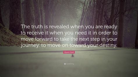 quot new journey to the west quot reveals plans to return to small alyson noel quote the truth is revealed when you are