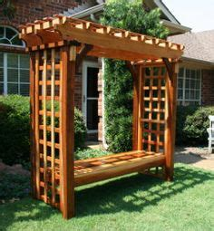 japan swing japanese pergola swing posts 4 quot x4 quot top 7 wide 4 deep