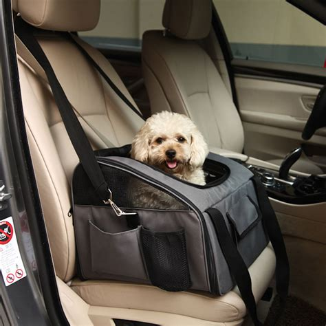 Lifepop Stereo Pet Carrier by Oz Mall Pet Carrier Cat Car Booster Seat