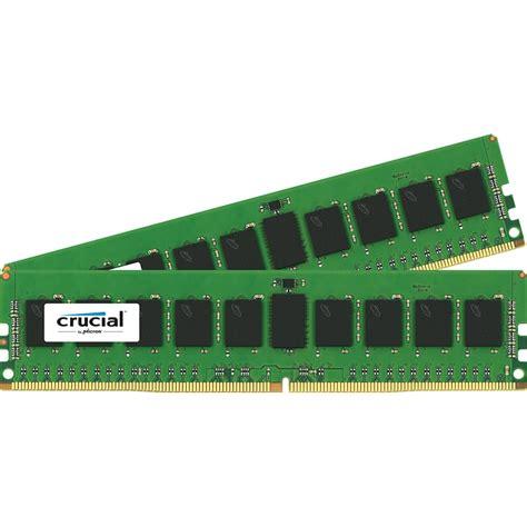 Ram Pc Ddr4 8gb crucial 16gb 2 x 8gb ddr4 pc4 17000 memory
