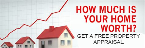 is it worth buying a house free property appraisal