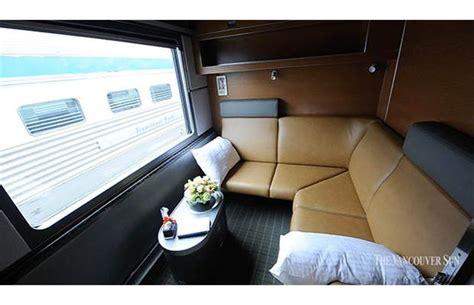 Prestige Sleeper by Via Rail Canada S Introduces New Prestige Sleeper Class