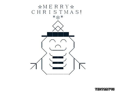 merry christmas  keyboard ascii art copy paste codes cool ascii text art