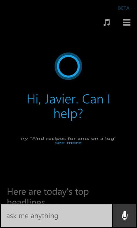 Hi Cortana Can You Sing Me A Song » Home Design 2017