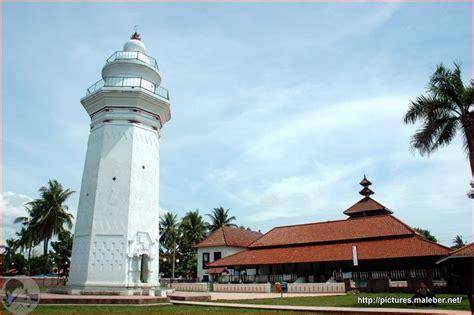 Masjid Agung Banten Nafas Sejarah Dan Budaya Oleh Juliadi sejarah kota banten indonesia punya